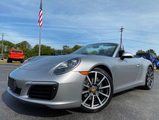 2017 Porsche 911 911 CABRIOLET SPORT CHRONO GT SILVER LOADED   Florida  Bayshore Automotive   in , Florida