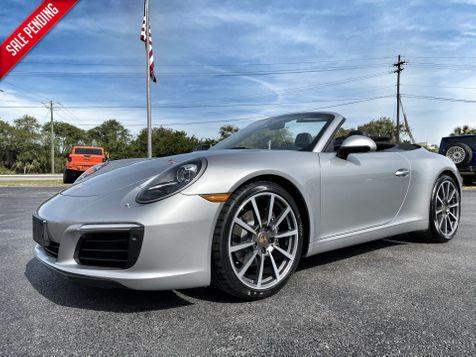 2017 Porsche 911 911 CABRIOLET SPORT CHRONO GT SILVER LOADED! in , Florida