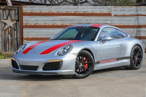 2017 Porsche 911 Carrera S in Wylie, TX