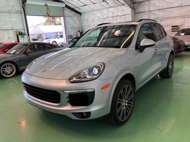 2017 Porsche Cayenne Platinum Edition Longwood, FL 6