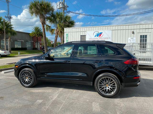 2017 Porsche Cayenne Platinum Edition Longwood, FL 1