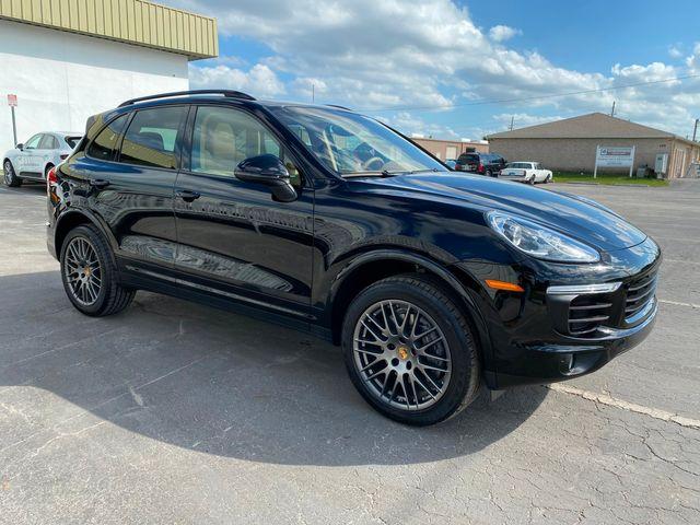 2017 Porsche Cayenne Platinum Edition Longwood, FL 11