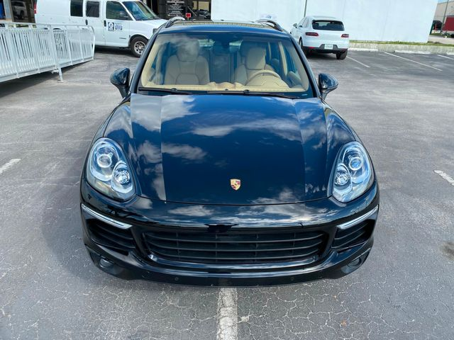 2017 Porsche Cayenne Platinum Edition Longwood, FL 13