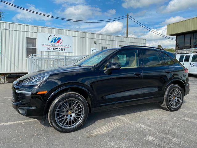 2017 Porsche Cayenne Platinum Edition Longwood, FL 17