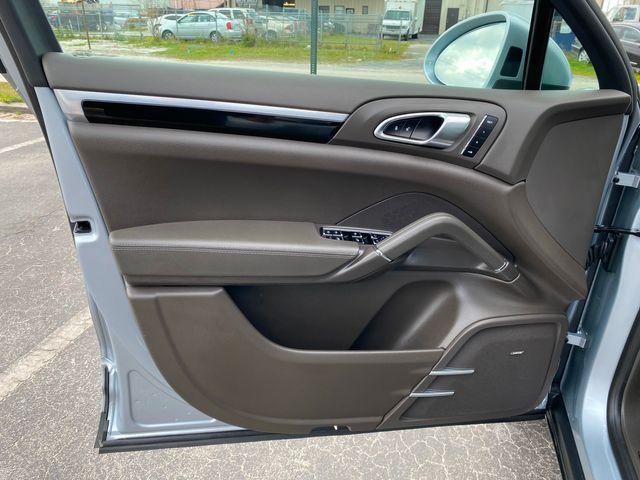 2017 Porsche Cayenne Platinum Edition Longwood, FL 19