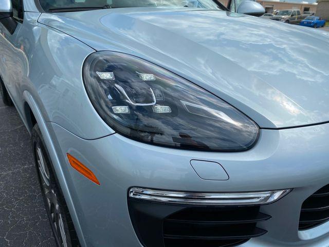 2017 Porsche Cayenne Platinum Edition Longwood, FL 46