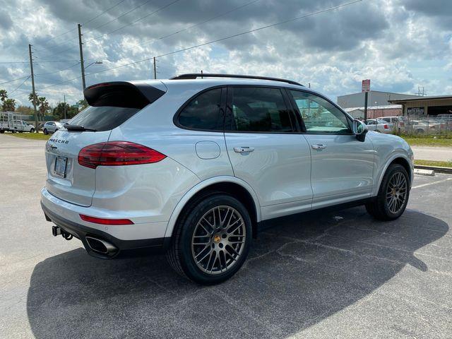 2017 Porsche Cayenne Platinum Edition Longwood, FL 8