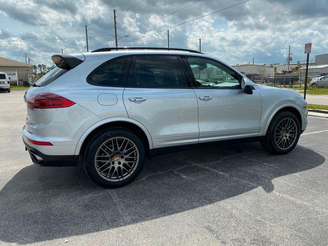 2017 Porsche Cayenne Platinum Edition Longwood, FL 9
