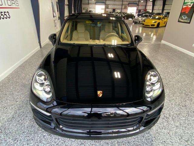 2017 Porsche Cayenne Platinum Edition Longwood, FL 12
