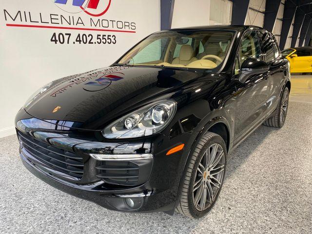 2017 Porsche Cayenne Platinum Edition Longwood, FL 14