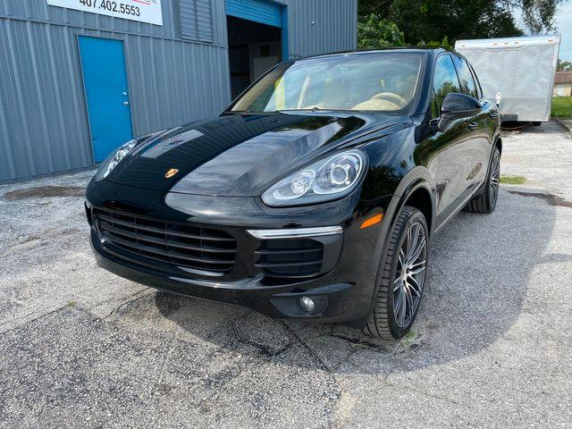 2017 Porsche Cayenne Platinum Edition Longwood, FL 71