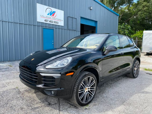 2017 Porsche Cayenne Platinum Edition Longwood, FL 72