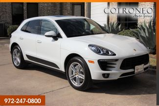 2017 Porsche Macan S in Addison, TX 75001