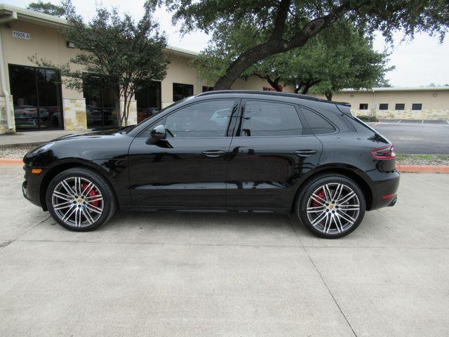 2017 Porsche Macan Turbo Austin , Texas 1