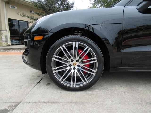 2017 Porsche Macan Turbo Austin , Texas 10