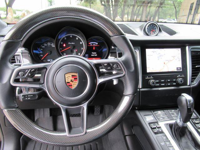 2017 Porsche Macan Turbo Austin , Texas 16