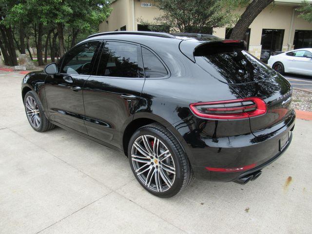2017 Porsche Macan Turbo Austin , Texas 2