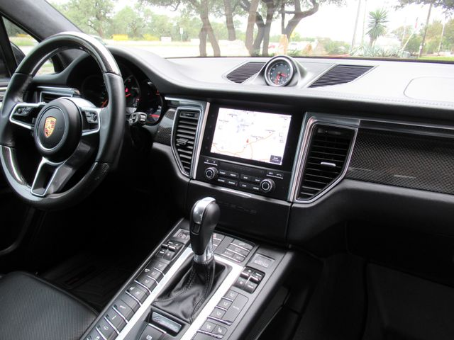 2017 Porsche Macan Turbo Austin , Texas 29