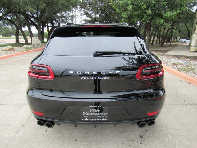 2017 Porsche Macan Turbo Austin , Texas 3