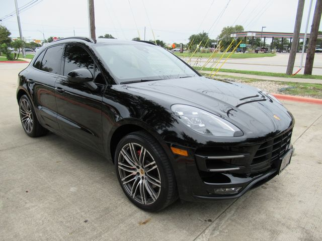 2017 Porsche Macan Turbo Austin , Texas 6