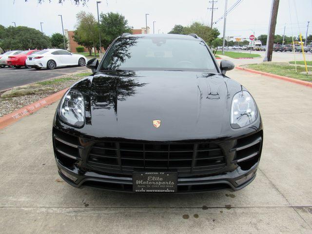 2017 Porsche Macan Turbo Austin , Texas 7