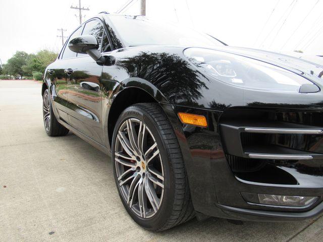2017 Porsche Macan Turbo Austin , Texas 8