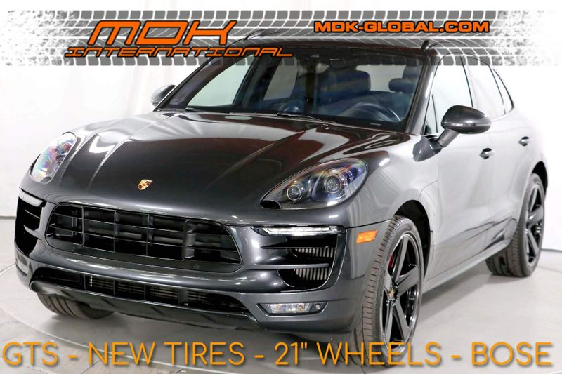 2017 Porsche Macan GTS - 21 wheels - Nav - Original MSRP of 76700  city California  MDK International  in Los Angeles, California