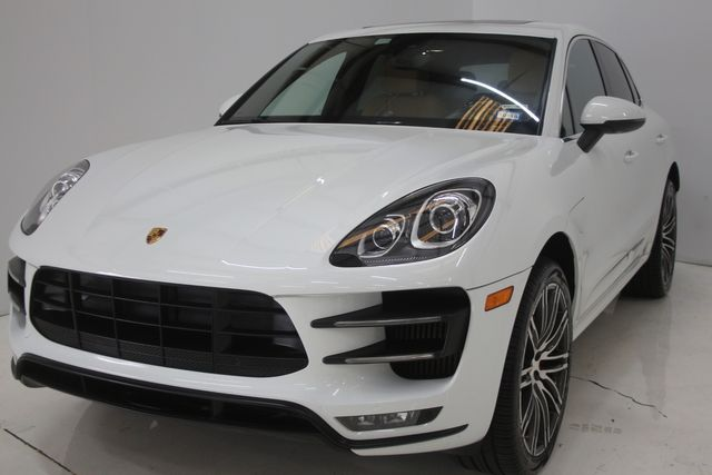 2017 Porsche Macan Turbo Houston, Texas 1