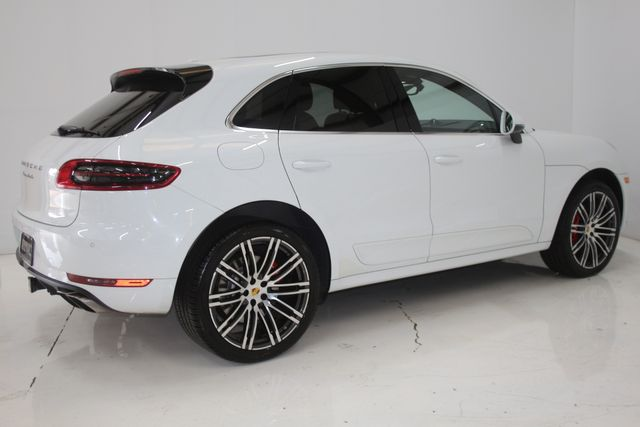 2017 Porsche Macan Turbo Houston, Texas 10