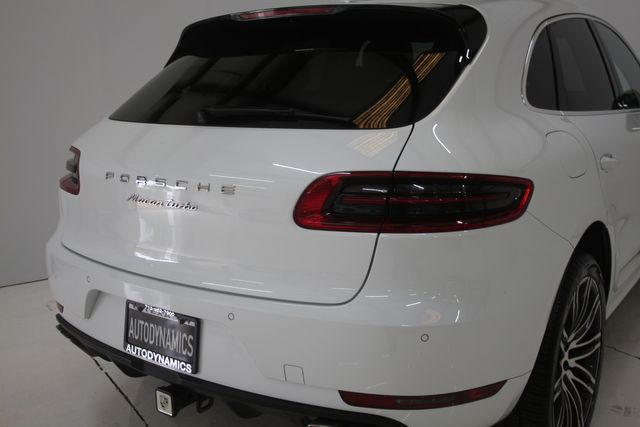 2017 Porsche Macan Turbo Houston, Texas 11