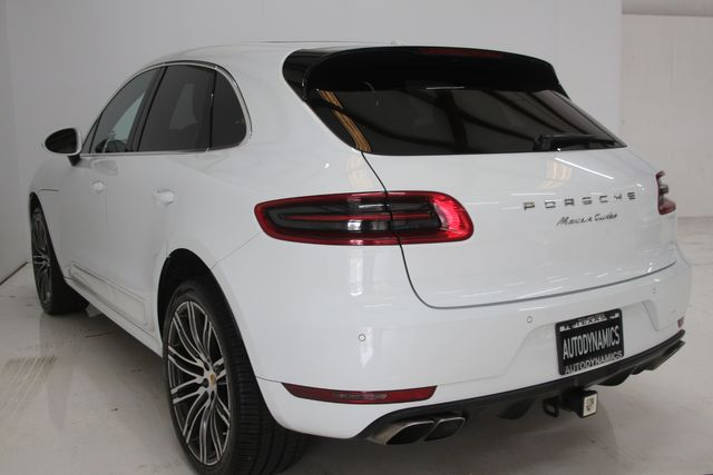 2017 Porsche Macan Turbo Houston, Texas 13