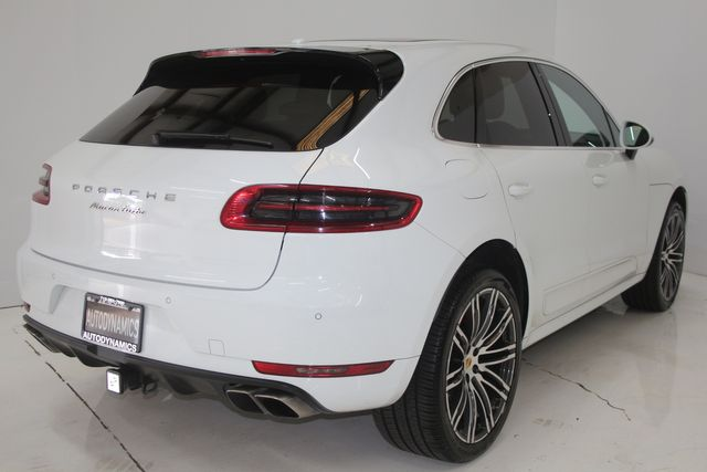 2017 Porsche Macan Turbo Houston, Texas 9