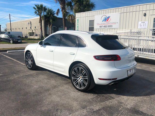 2017 Porsche Macan Turbo Longwood, FL 2