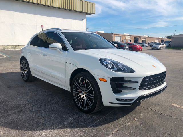 2017 Porsche Macan Turbo Longwood, FL 9