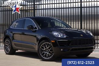 2017 Porsche Macan S Premium Package Plus in Plano Texas, 75093