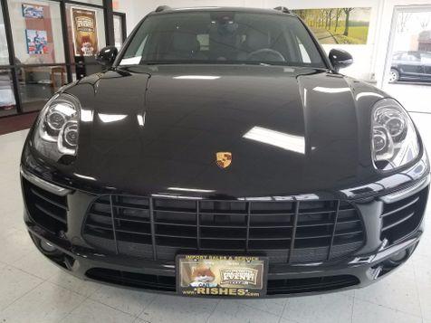 2017 Porsche Macan S AWD  Twin Turbo V6   Rishe's Import Center in Ogdensburg, New York
