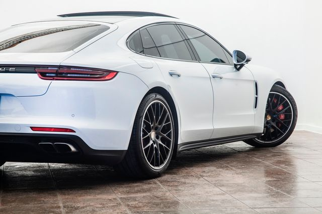 2017 Porsche Panamera Turbo in Addison, TX 75001