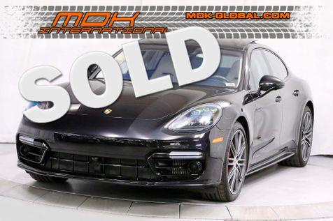 2017 Porsche Panamera Turbo -1 Owner - Original MSRP of $200K in Los Angeles