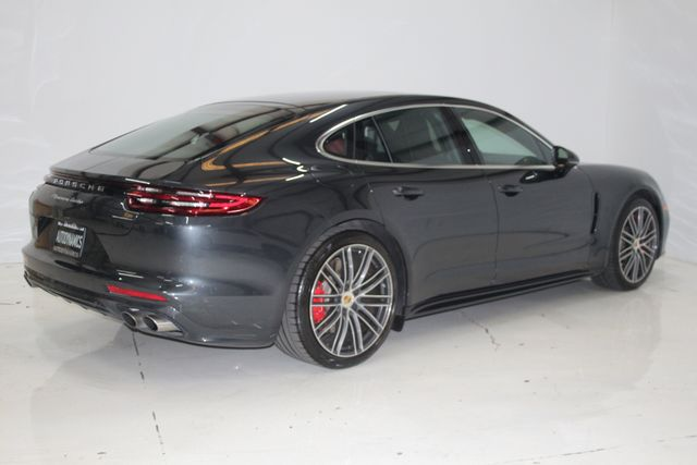 2017 Porsche Panamera Turbo Houston, Texas 10