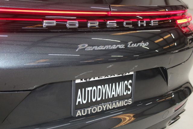 2017 Porsche Panamera Turbo Houston, Texas 34