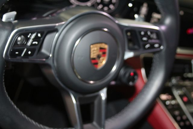 2017 Porsche Panamera Turbo Houston, Texas 36