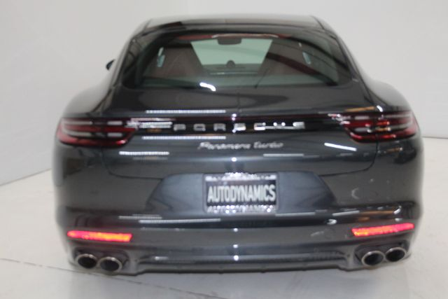 2017 Porsche Panamera Turbo Houston, Texas 8