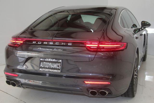 2017 Porsche Panamera Turbo Houston, Texas 10