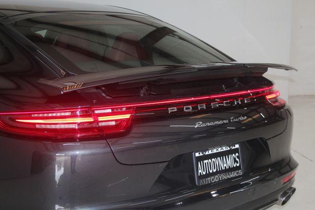 2017 Porsche Panamera Turbo Houston, Texas 13