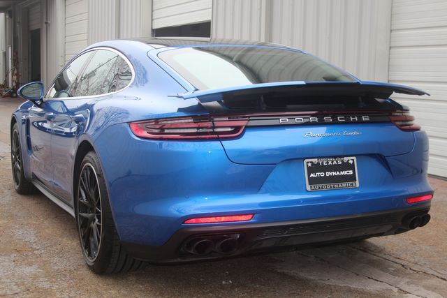 2017 Porsche Panamera Turbo Houston, Texas 11