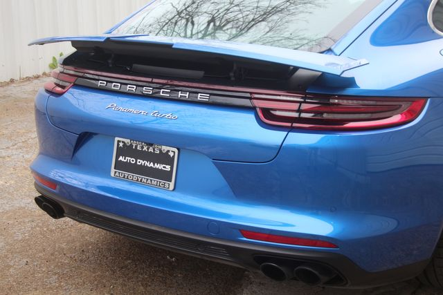 2017 Porsche Panamera Turbo Houston, Texas 12