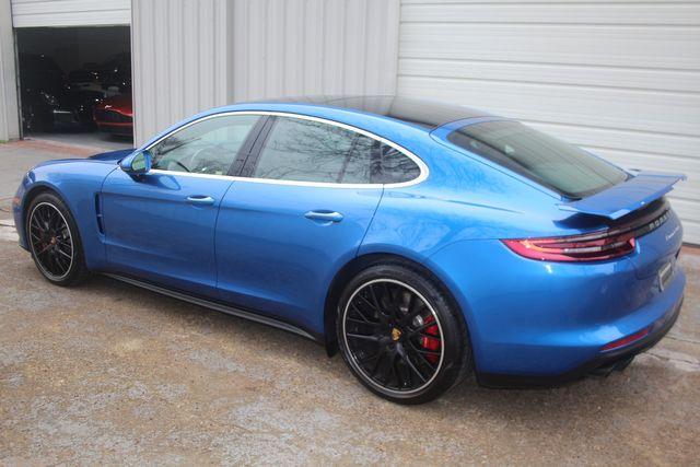 2017 Porsche Panamera Turbo Houston, Texas 15