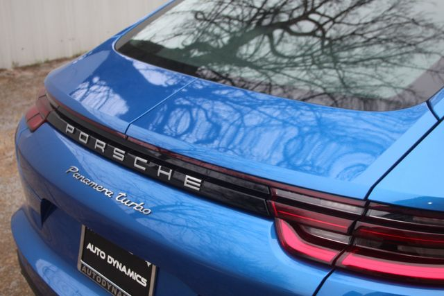 2017 Porsche Panamera Turbo Houston, Texas 18