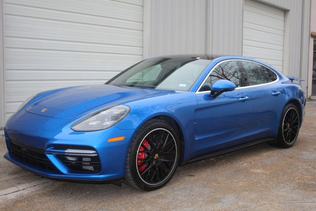2017 Porsche Panamera Turbo Houston, Texas 4