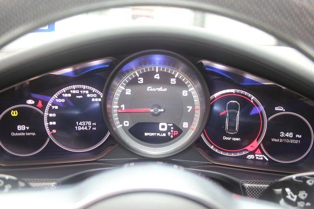 2017 Porsche Panamera Turbo Houston, Texas 41